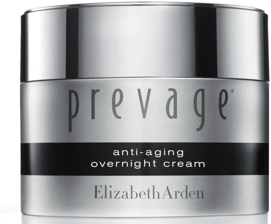 Нощен крем против стареене - Elizabeth Arden Prevage Anti-aging Overnight Cream — снимка N1