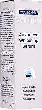 Парфюмерия и Козметика Серум за лице - Novaclear Whiten Whitening Serum