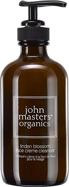 Почистващ крем за лице - John Masters Organics Linden Blossom Face Cream Cleanser — снимка N1