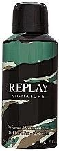 Парфюмерия и Козметика Replay Signature For Men Replay - Дезодорант
