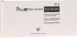 Парфюмерия и Козметика Антистареещ хидратиращ серум за лице - BeeYes Bee Venom Eco Serum