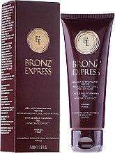 Парфюмерия и Козметика Тонален гел за лице - Academie Bronz'Express Gel