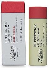 Парфюмерия и Козметика Масло за устни - Kiehl's Butterstick Lip Treatment SPF30