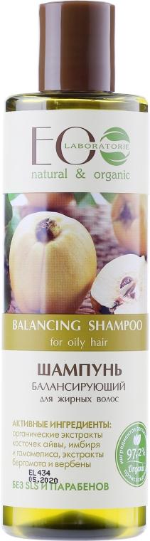 Балансиращ шампоан - ECO Laboratorie Balancing Shampoo