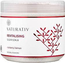 Парфюми, Парфюмерия, козметика Ревитализиращ скраб - Naturativ Revitalising Body Sugar Scrub