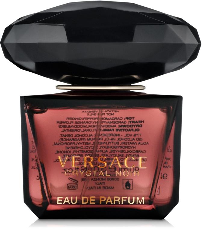 Versace Crystal Noir - Парфюм (тестер с капачка)