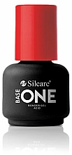 Парфюмерия и Козметика Киселинна гел основа за нокти - Silcare Acid Bonder Gel