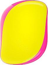 Парфюмерия и Козметика Компактна четка за коса - Tangle Teezer Compact Styler Kaleidoscope Brush