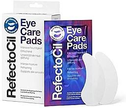 Парфюмерия и Козметика Пачове за очи - RefectoCil Eye Care Pads