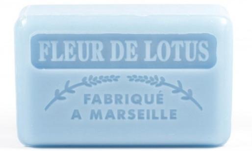 Марсилски сапун с цвете Лотос - Foufour Savonnette Marseillaise Fleur De Lotus