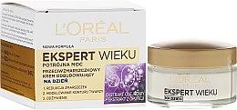 Парфюми, Парфюмерия, козметика Дневен крем за лице - L'Oreal Paris Age Specialist Expert Day Cream 60+