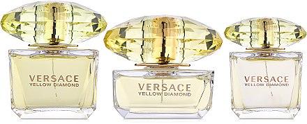 Versace Yellow Diamond - Тоалетна вода — снимка N3