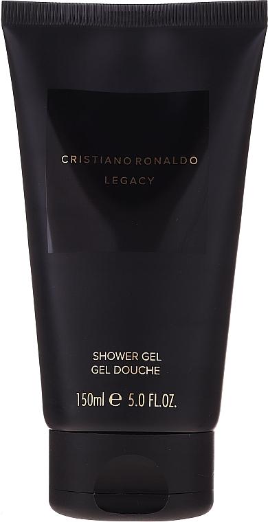 Cristiano Ronaldo Legacy - Комплект (edt/30ml + sh/gel/150ml) — снимка N3