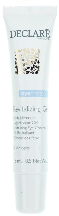 Възстановяващ гел за зоната около очите - Declare Revitalising Eye Contour Gel — снимка N2