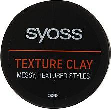 Парфюмерия и Козметика Текстурираща глина за коса - Syoss Texture Clay