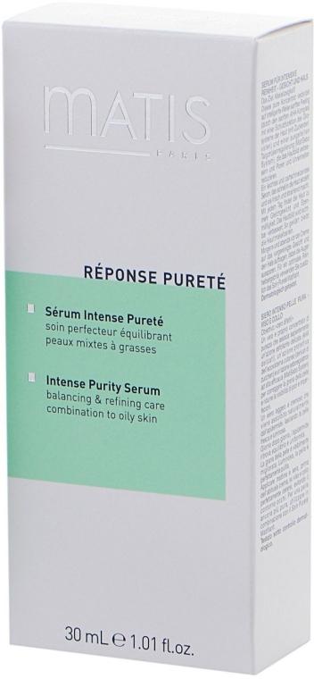 Интензивно почистващ серум за лице - Matis Response Purete Intense Purity Serum — снимка N2
