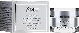 Парфюмерия и Козметика Хидратиращ дневен крем за лице - Sostar EstelSkin Moisturizing Day Cream