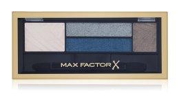 Парфюми, Парфюмерия, козметика Сенки за очи и вежди - Max Factor Smokey Eye Drama Kit 2-IN-1 Eyeshadow and Brow Powder