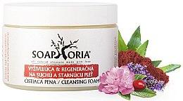 Парфюми, Парфюмерия, козметика Почистваща пяна за суха кожа - Soaphoria Cleansing Foam For Dry and Aging Skin