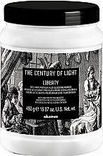 Парфюмерия и Козметика Изсветляваща пудра за коса - Davines The Century of Light Liberty Free Hand Premium Hair Bleaching Powder