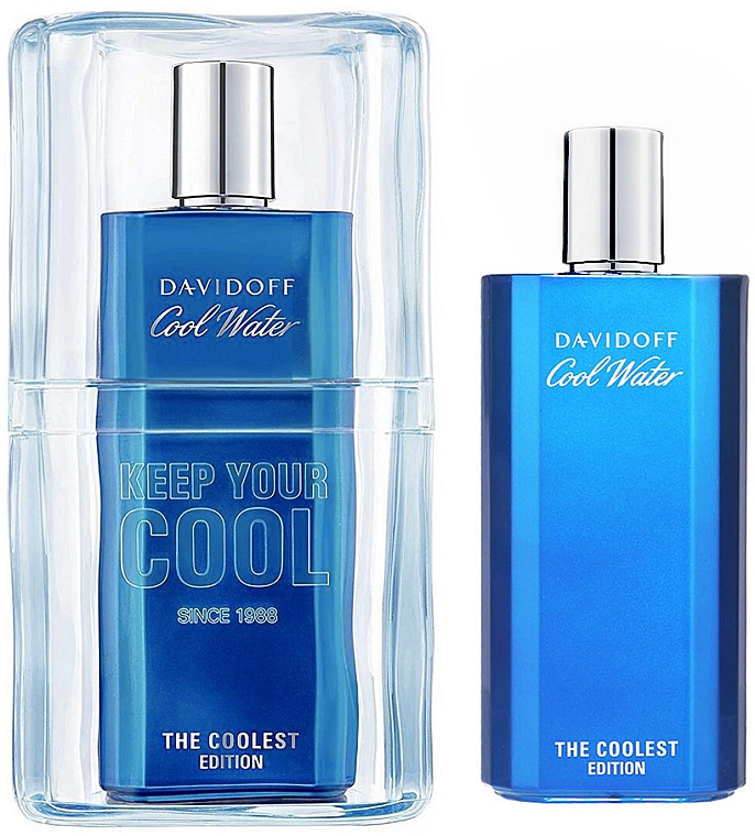 Davidoff Cool Water The Coolest Edition - Тоалетна вода