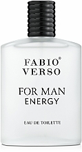 Парфюмерия и Козметика Bi-Es Fabio Verso For Man Energy - Тоалетна вода