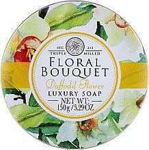 Парфюми, Парфюмерия, козметика Сапун за ръце и тяло - The Somerset Toiletry Company Floral Bouquet Daffodil Flower Luxury Soap