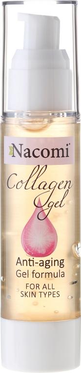 Колагенов гел за лице - Nacomi Collagen Gel Anti-aging