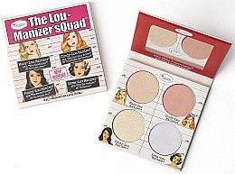 Парфюми, Парфюмерия, козметика Палитра хайлайтъри - theBalm The Lou Manizer'sQuad