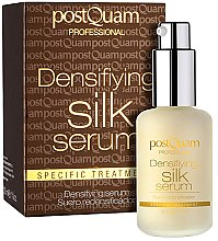 Парфюмерия и Козметика Серум за лице с копринен протеин - Postquam Densifying Silk Serum