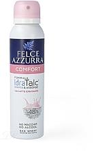 Парфюмерия и Козметика Спрей дезодорант-антиперспирант - Felce Azzurra Deo Deo Spray Comfort