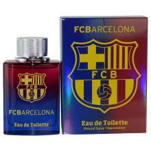 Парфюмерия и Козметика Air-Val International FC Barcelona - Тоалетна вода