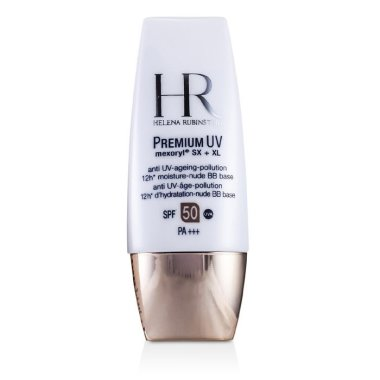 Защитна анти-старееща ВВ основа - Helena Rubinstein Premium UV Anti UV-Ageing-Pollution — снимка N2