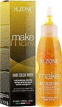 Парфюмерия и Козметика Оцветяващ крем без амоняк - H.Zone Make Up Hair Color Rinse