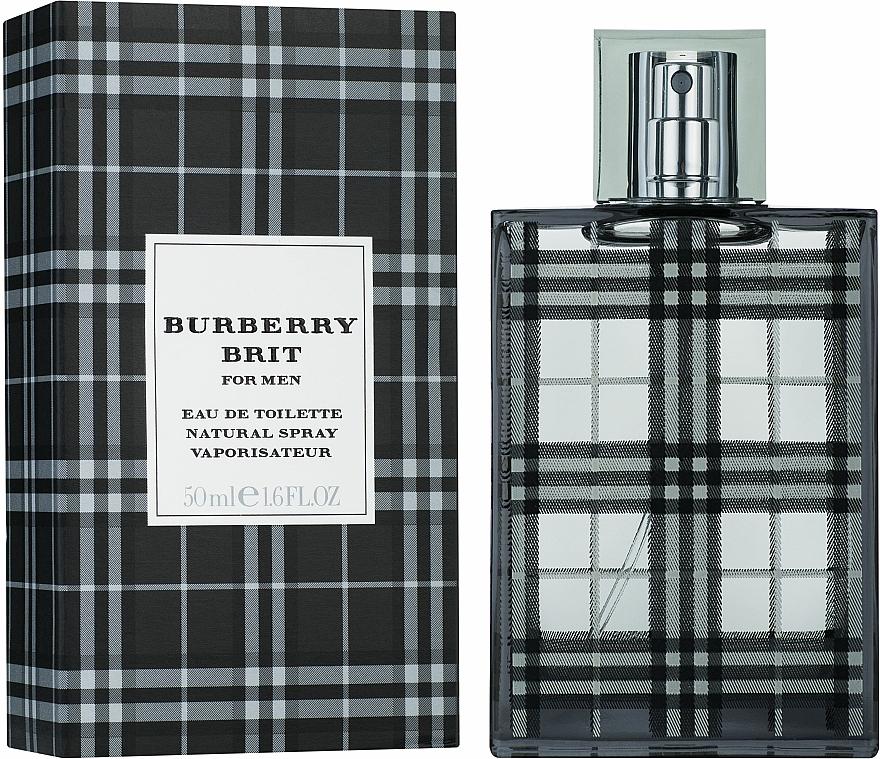 Burberry Brit for men - Тоалетна вода — снимка N2