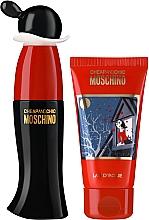 Парфюмерия и Козметика Moschino Cheap and Chic - Комплект (тоал. вода/30ml + лос. за тяло/50ml)
