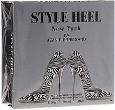 Парфюми, Парфюмерия, козметика Jean-Pierre Sand Style Heel New York - Парфюмна вода