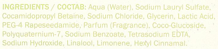 Душ гел-пяна с лилия и върбинка - Grace Cole Lily & Verbena Bath & Shower Gel — снимка N3