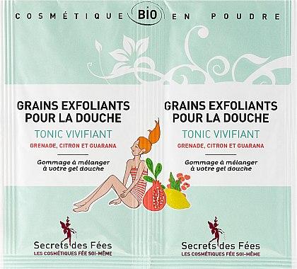 Скраб за тяло с гуарана - Secrets des Fees Scrub — снимка N1