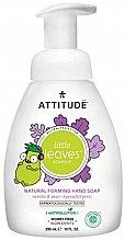 Парфюми, Парфюмерия, козметика Течен сапун за ръце с ванилия и круша - Attitude Foaming Hand Soap