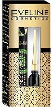 Парфюми, Парфюмерия, козметика Комплект спирала и очна линия - Eveline Cosmetics (mascara/9ml + eyeliner/3ml)