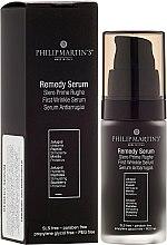 Парфюми, Парфюмерия, козметика Серум за лице против първи признаци на стареене - Philip Martin's Remedy Serum