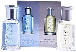 Парфюми, Парфюмерия, козметика Hugo Boss Bottled Tonic - Комплект (edt/30ml + edt/30ml)