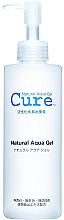 Парфюмерия и Козметика Пилинг-гел за лице - Cure Natural Aqua Gel
