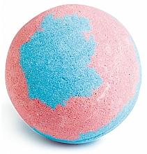 Парфюмерия и Козметика Бомбичка за вана, розово-синя - IDC Institute Multicolor Sweet Candy