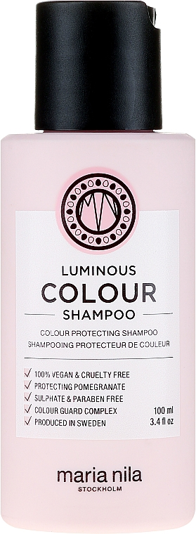 Шампоан за боядисана коса - Maria Nila Luminous Color Shampoo — снимка N1