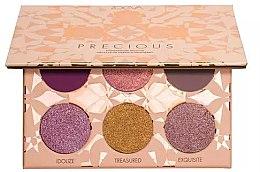 Парфюмерия и Козметика Палитра сенки за очи - Zoeva Precious Eyeshadow Palette