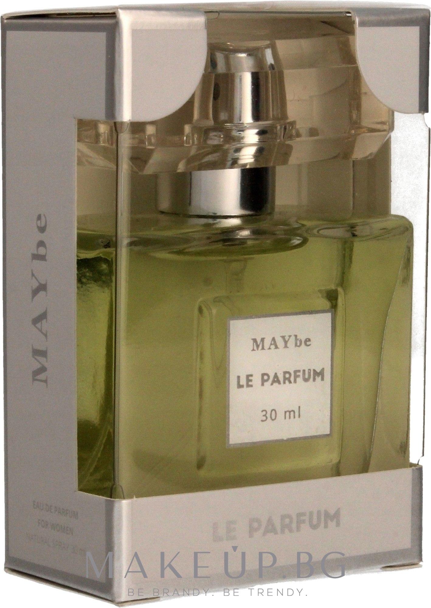 Christopher Dark MAYbe Le Parfum - Парфюмна вода — снимка 30 ml