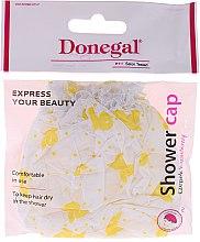 Парфюмерия и Козметика Шапка за баня с жълти панделки, 9298 - Donegal