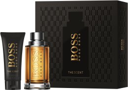 Парфюмерия и Козметика Hugo Boss The Scent - Комплект (тоал. вода/100ml + афтършейв балсам/75ml)